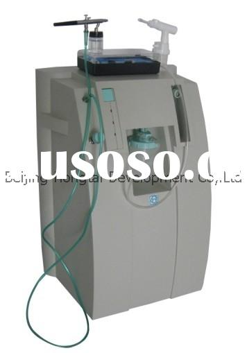Oxygen jet O2 skin care system machine for smoker nursing/pore smaller in hospital and beauty salon