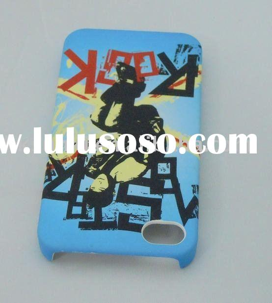 PC/ABS case for 3g iphone/water transfer printing craft case