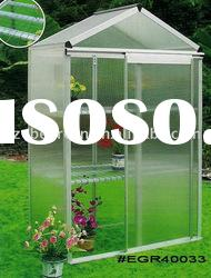PC hobby aluminium greenhouse kits, clear Hobby Greenhouse