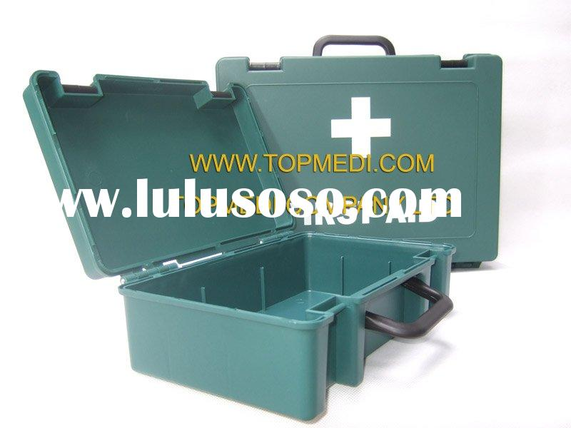 PP Empty Plastic First Aid Case PP First Aid Box