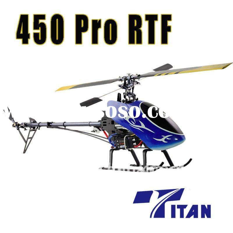 PROMOTION TITAN 450 PRO RTF HELICOPTER BEST PRICE AT MARKET hot