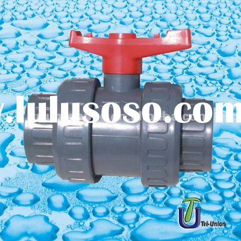 PVC/CPVC/PP True Union Ball Valve