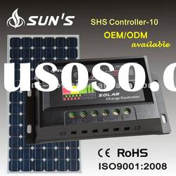 PWM Solar Charge Controller 10A With CE RoHS