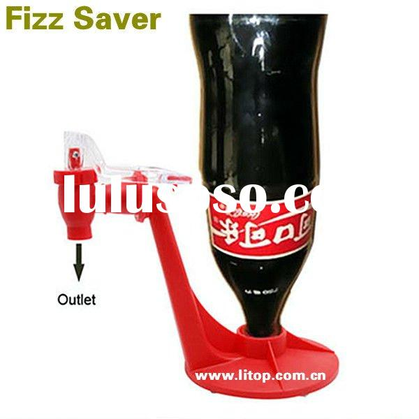 Plastic Soda Water Dispenser Aerated Water Dispenser Soft Drink Dispenser and Cool Fizz Saver
