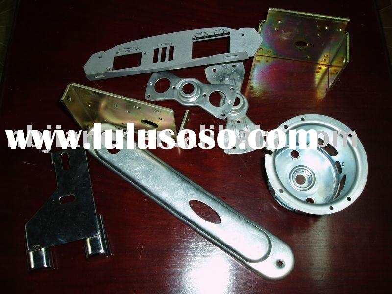 Precision brass,stainless sheet metal punching parts processing service , NingBo , China