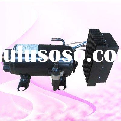 R134a Rotary Air conditioner compressor for EV RV truck mining construction machine ship of cabin
