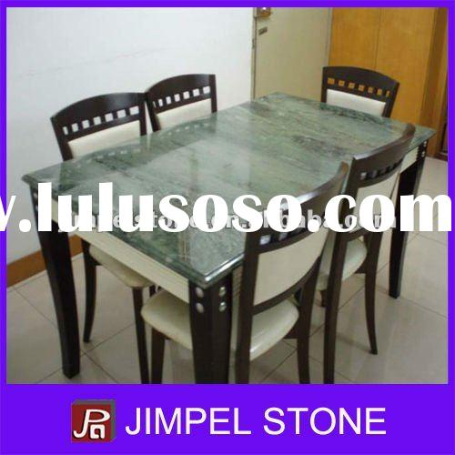 Rectangular Stone Top Dining Tables