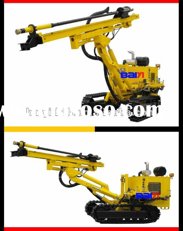 Rock blasting drilling rig,water well drilling rig,core drilling rig