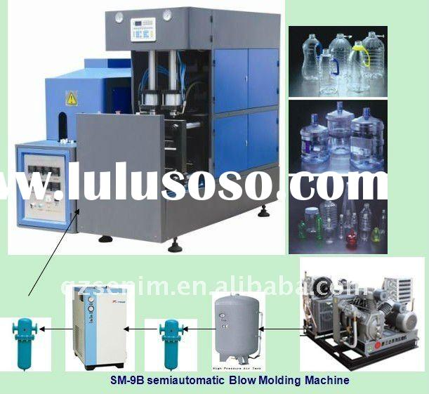 SM series Automatic blowing machine PET bottle making machine