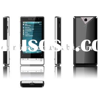 Smart Windows Mobile Phone---3.2inch,touch screen,quad band,dual sim dual standy,BT, WIFI,Java, GPS,