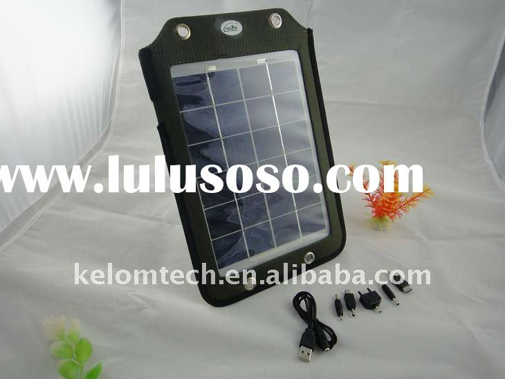 Solar Charger For Bicycle From ShenZhen Kelom Technology CO.,LTD