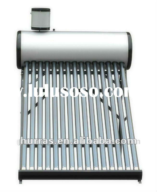 Stainless Stell Portable Electric Solar Water Heater