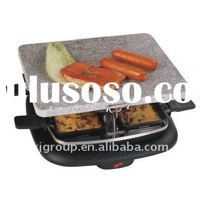 Stone Grill with natural marble plate (XJ-92261CO)