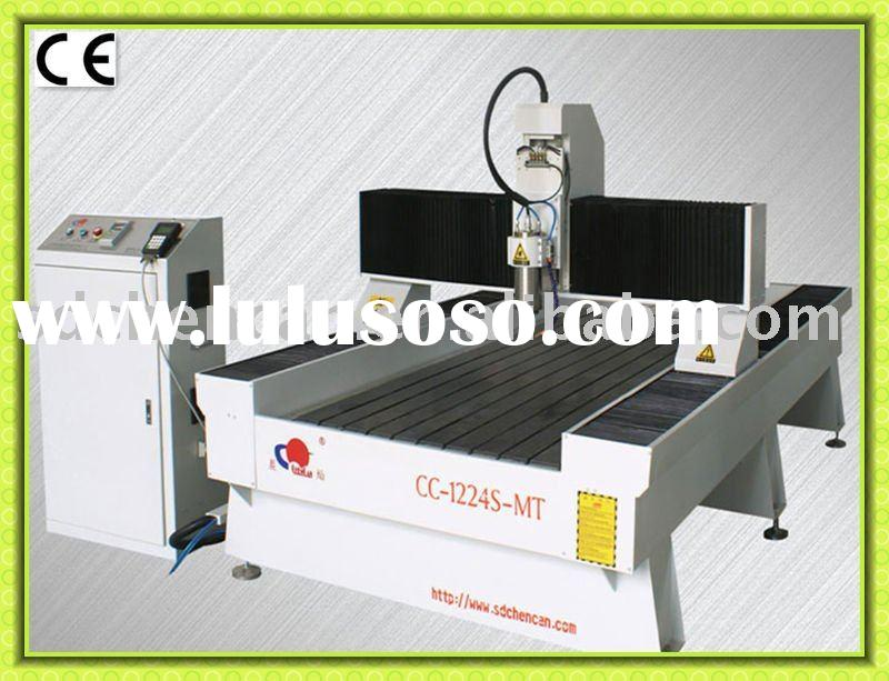 Stone and metal CNC Router Machine CC-1224 S