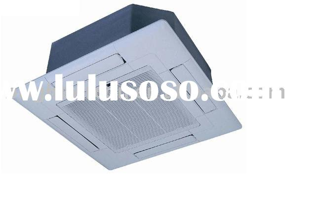 Supply water chilled 4-way cassette fan coil units