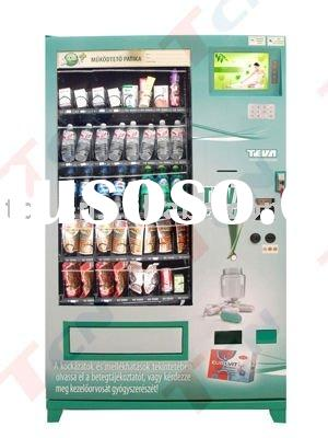 TCN- S820C Coin Vending Machine with printer and card reader