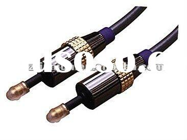 TJ1025 toslink optic fiber audio cable