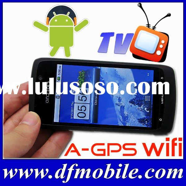 TV WIFI MTK6516 GPS Dual SIM Android Yxtel Mobile Phone A8