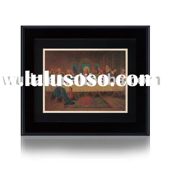 The Last Supper-24K Gold Foil Engraved Wall Picture