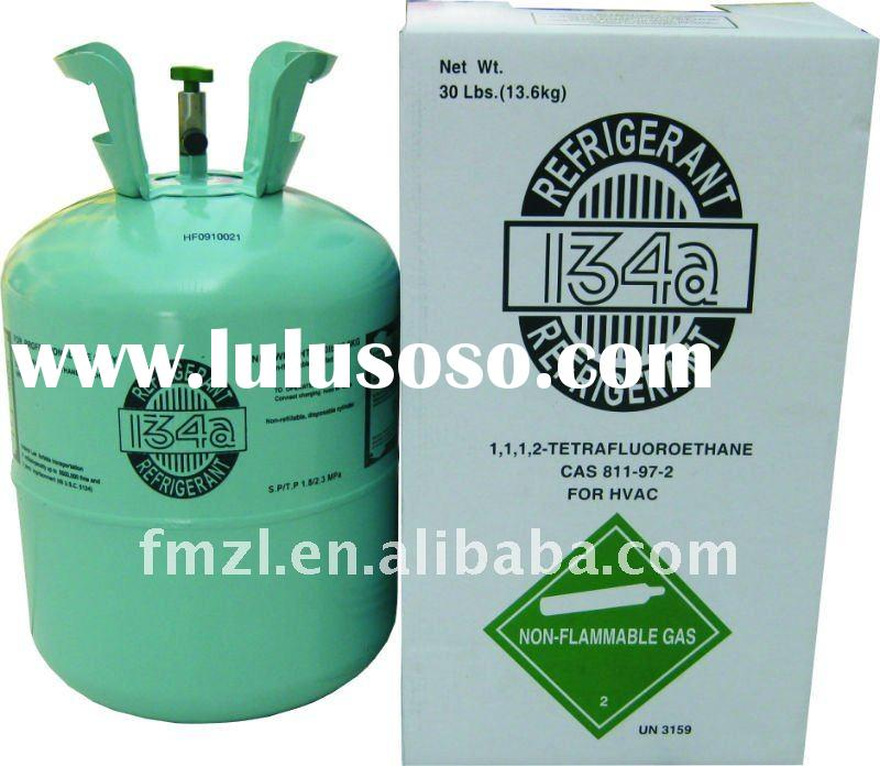 The Middle East people like best R22 r134a Refrigerant with 99.9% Purity