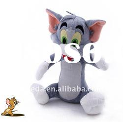 Tom and Jerry plush toys&Tom cat plush toys