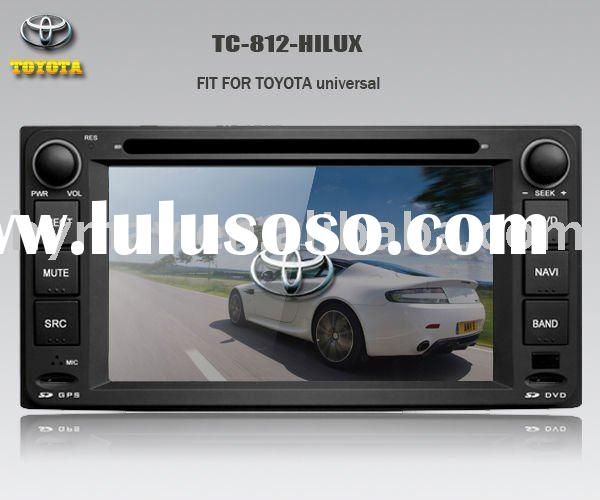 Toyota /HILUX/Universal Car DVD With GPS Navigation System