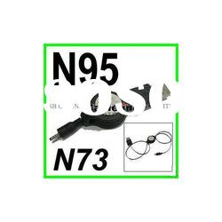 USB Charger Cable for NOKIA E65 N95 N93i 6280 N73 N80