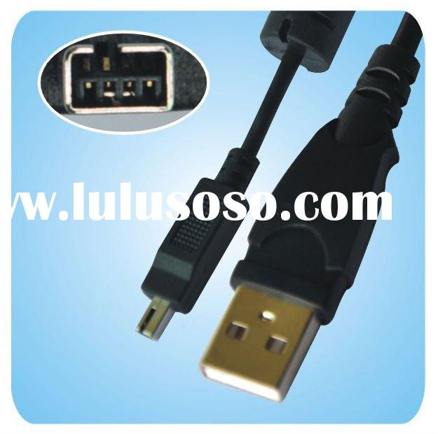 USB cable Mini-b 4 pin for FUJI FinePix Digital Camera