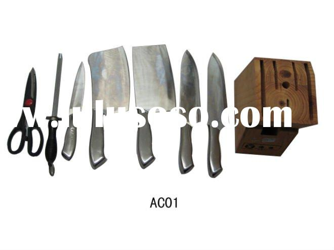 Various kitchen utensils, kitchen knife, small kitchen utensils and appliances, kitchen sets