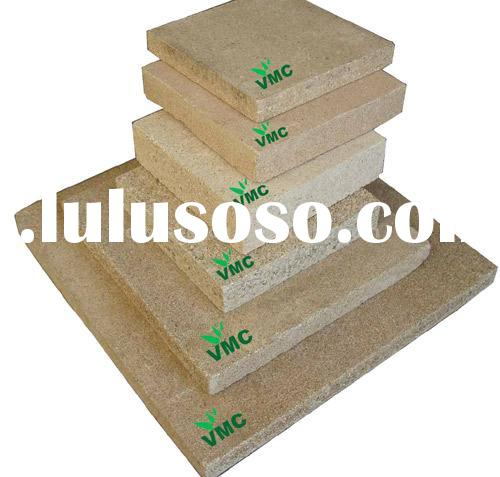 Vermiculite Board Used as the Fireproof Cladding