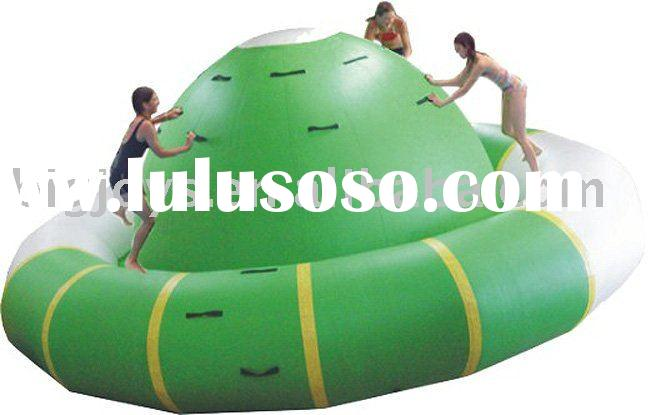 Water play equipment, Floating Island,Water playground Inflatale Water park games, Water park games,