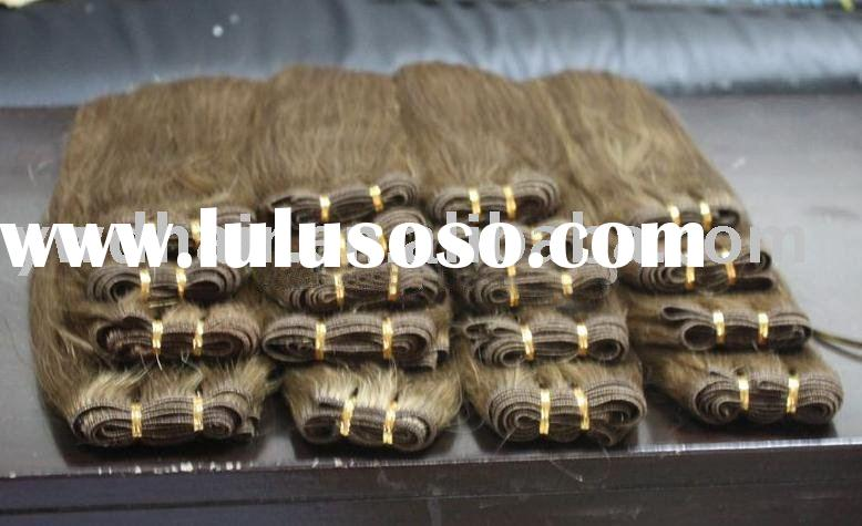 Wholesale!! Top quality 100% remy Human hair weaving with soft fine feeling hot sale in USA ans EU