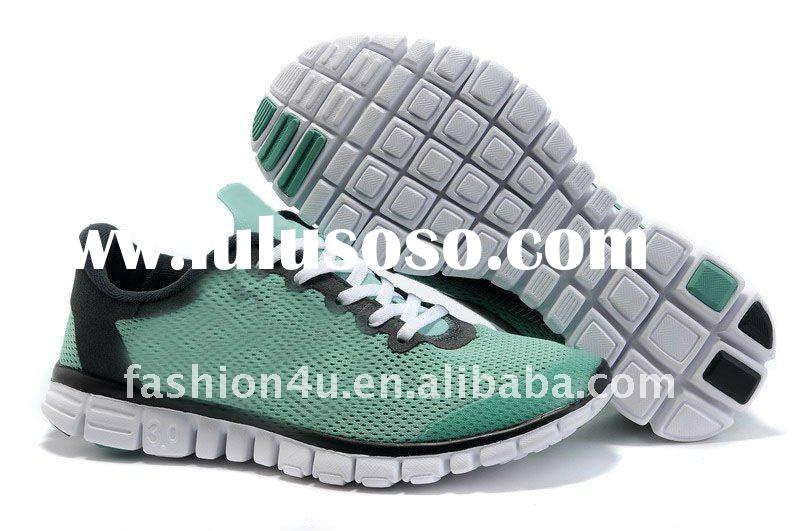 Women's sport running shoes wear-resisting