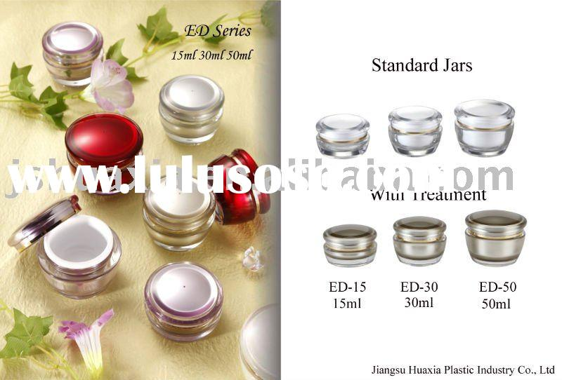 acrylic jar/cosmetic jar/cosmetic packaging