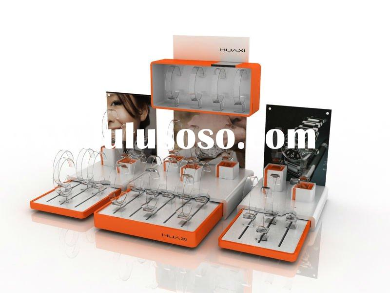 acrylic watch display, counter watch display, watch display counter