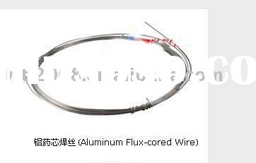 aluminum flux-cored wire for auto air conditioner parts