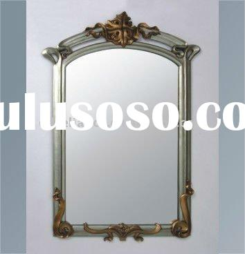 aluminum sheet glass mirror 1.5--3mm/frame mirror