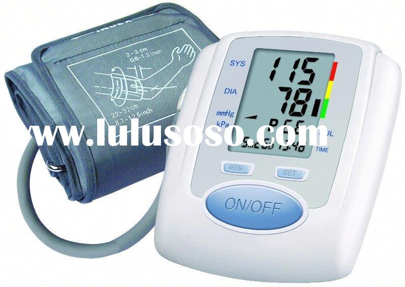 arm type blood pressure monitor omron