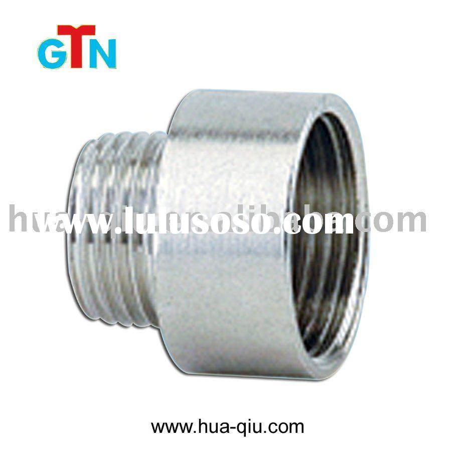 brass reducer female/male reducer nickel plated