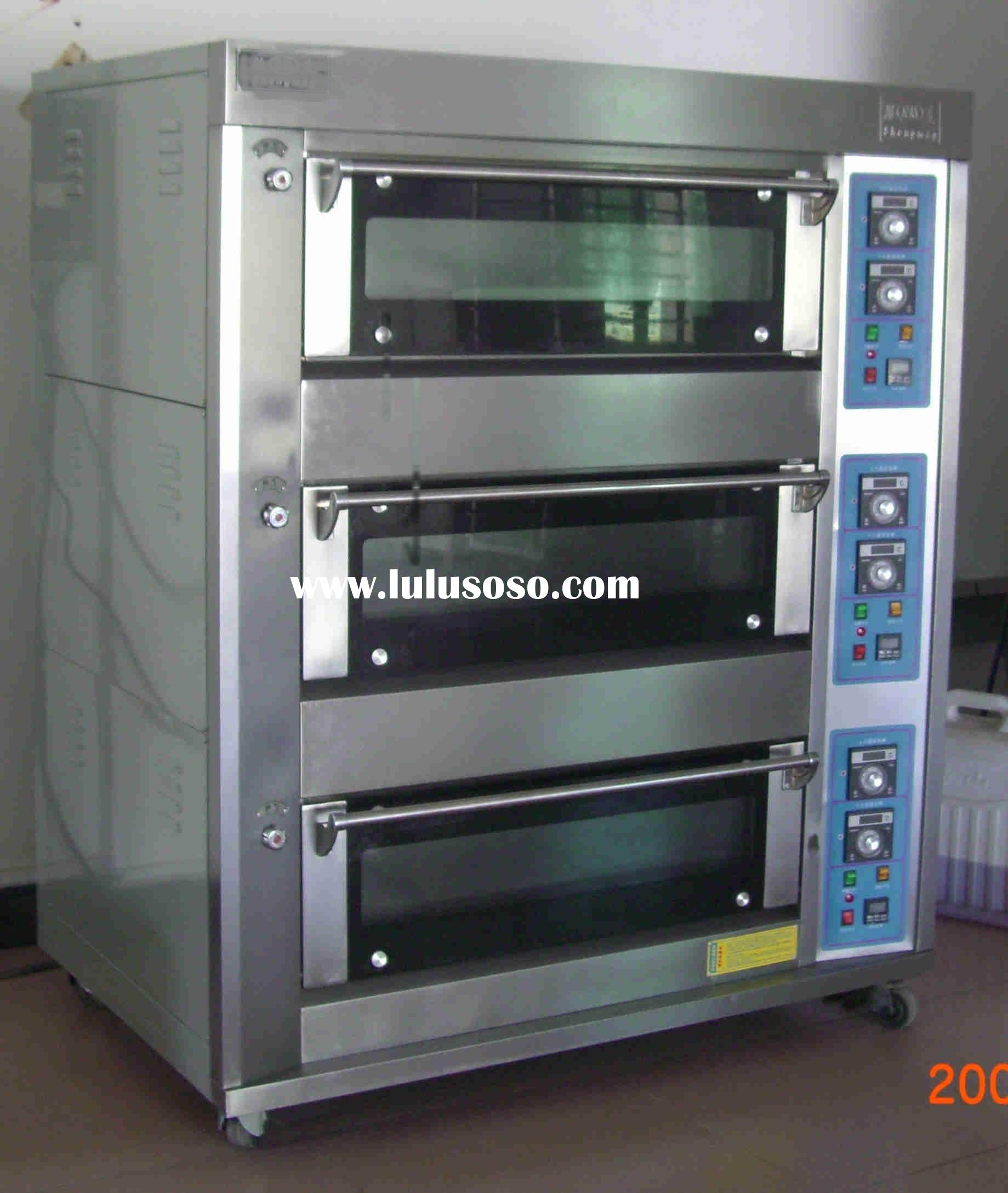 Gas Bread Oven Gas Bread Oven Manufacturers In Lulusoso