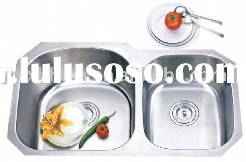 cUPC stainless steel industrial kitchen sink 8652A
