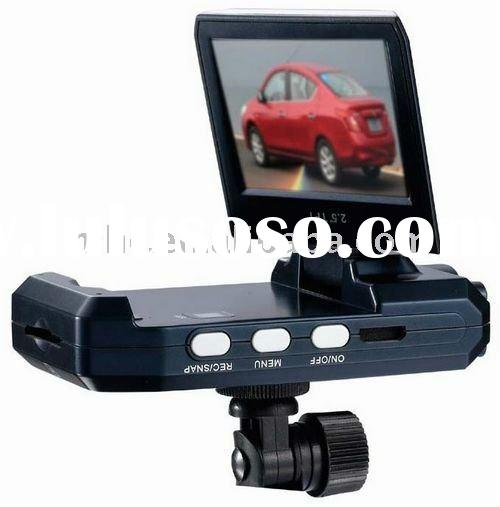 cctv surveillance for car With remote control and Recording Functions Supports SD/MMC Cards Night Vi