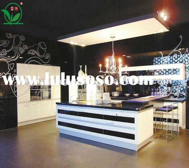 Kitchen Cabinets Direct From Manufacturer: Laminated And Wood Cabinets Doors, Laminated And Wood
