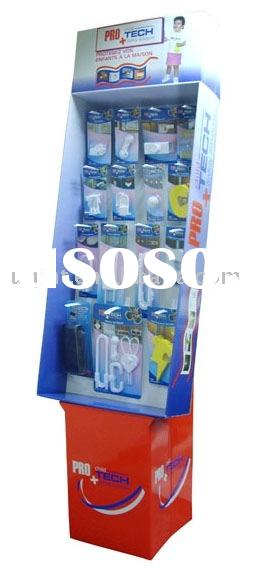 corrugated display,cardboard display,display racks