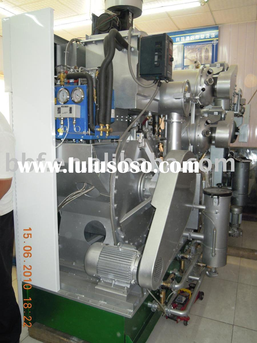 dry cleaning machine for laundry project