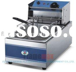 electric fryer, countertop deep fryer, single commercial electric fryer