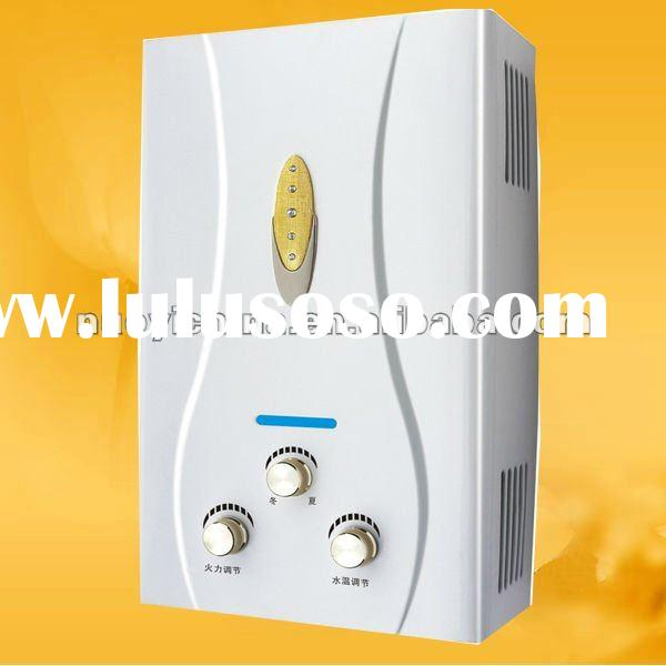 electric & gas water heater NY-DB27(SC)