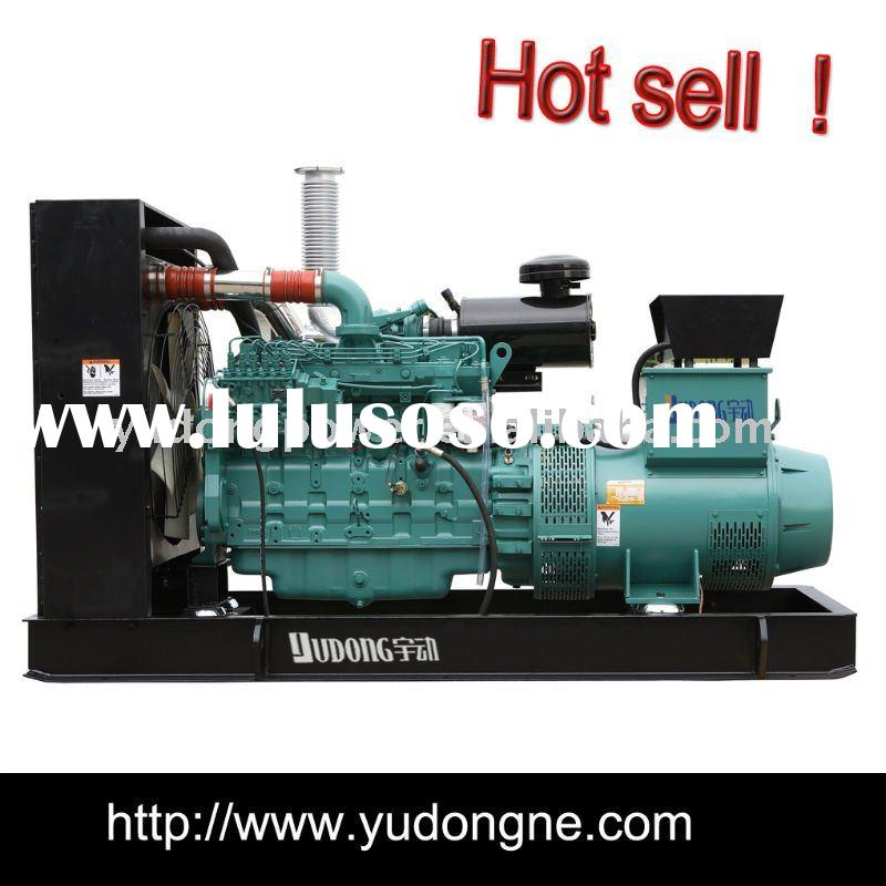 famous brand CUMMINS steam turbine generator set