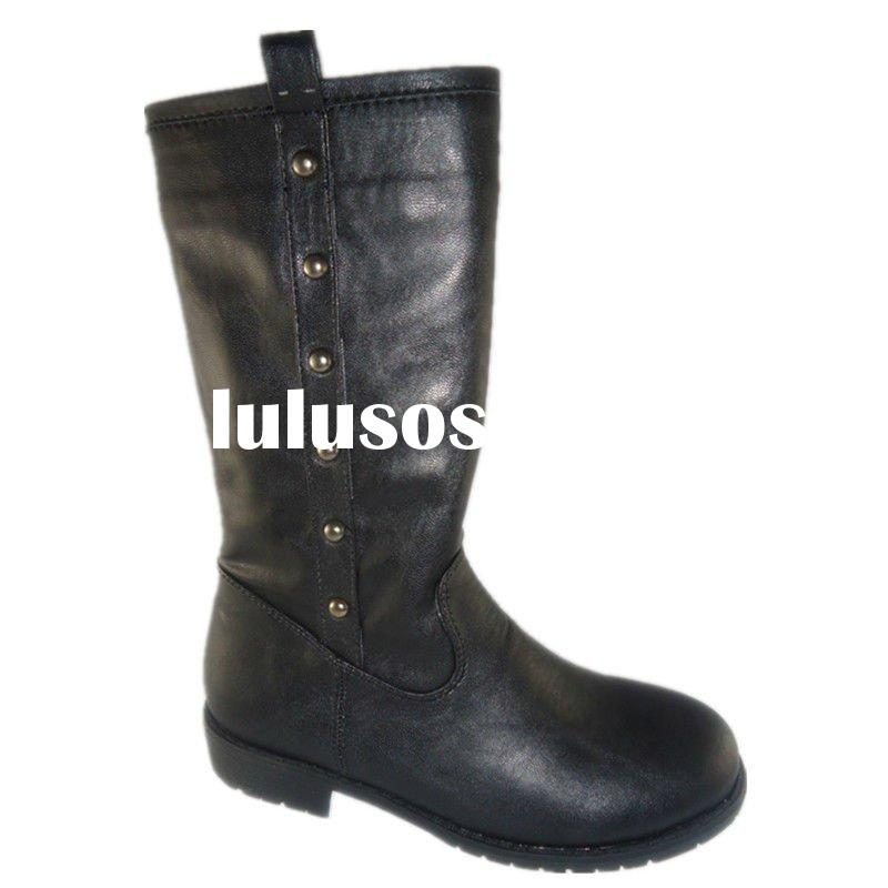 flat black boots flat black boots manufacturers in