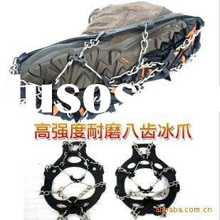 ice shoe/Snow Spikes / Anti Slip Shoes Cover / Ice Spikes / Ice Grip / Over Shoes / Non Slip / Ice C